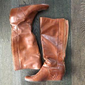 EUC BP Brown Riding boots / size 9